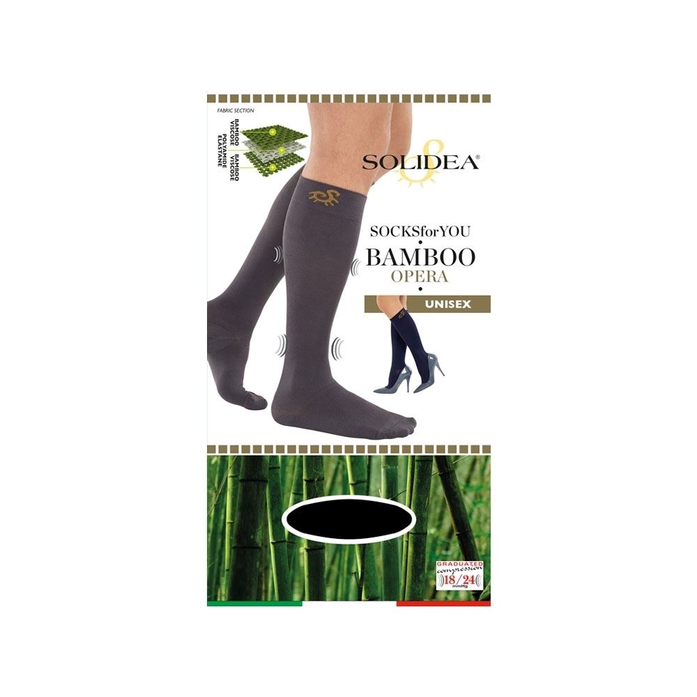 Socks for you Bamboo Opera - Solidea 0575A4