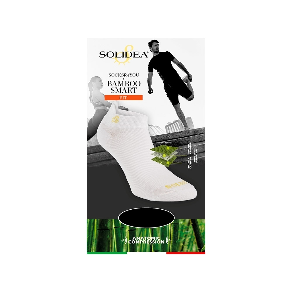 Socks for you Bamboo Smart Fit - Solidea 0587A4