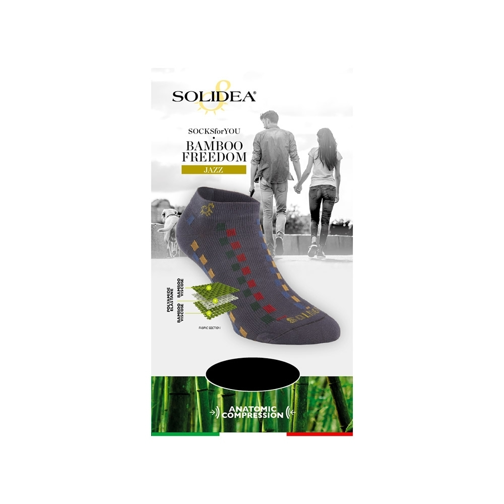 Socks for you Bamboo Freedom Jazz - Solidea 0591A4